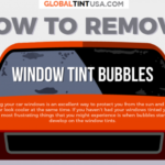 how to remove window tint bubbles featured image